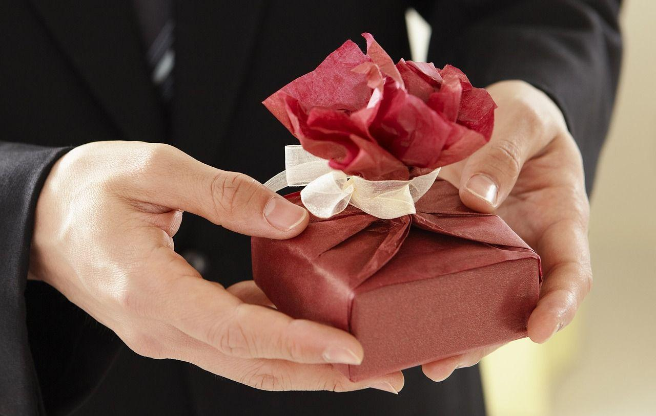 Новогодние корпоративные подарки