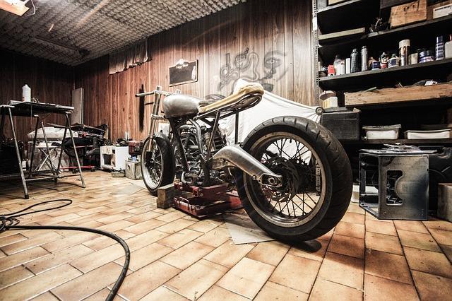 Хобби - ремонт мотоциклов
