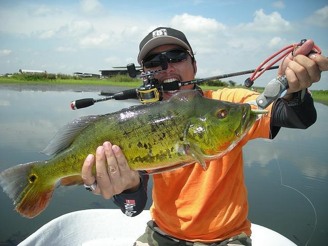 Рыбалка - мужское хобби