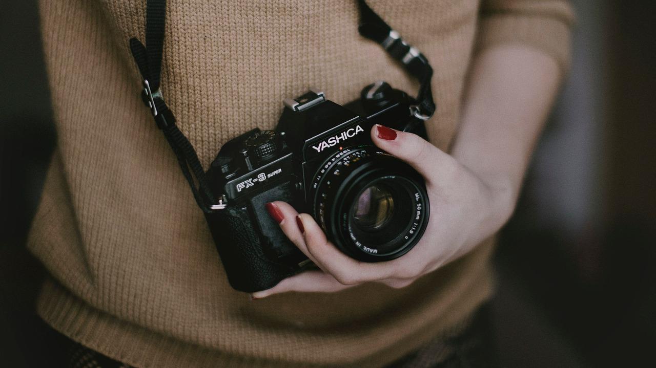 Фотографирование - популярное хобби