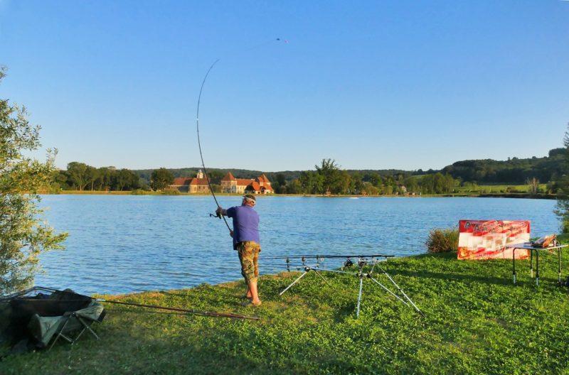 Ловля карпа летом - читайте на Сatcher.fish