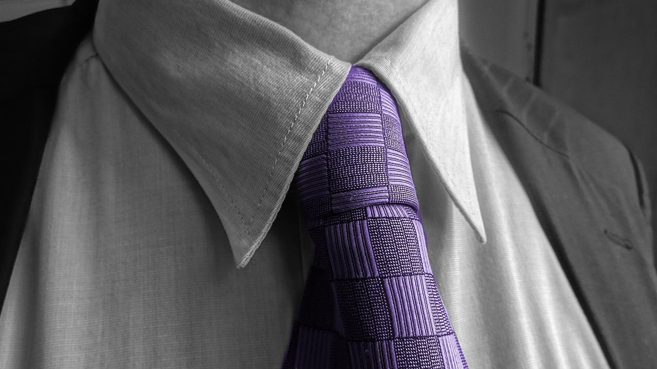 Способы шитья красивого мужского галстука