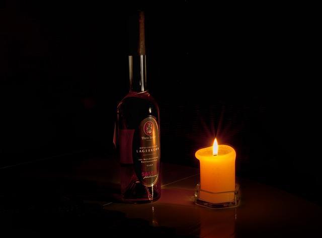 Фото бутылки рома