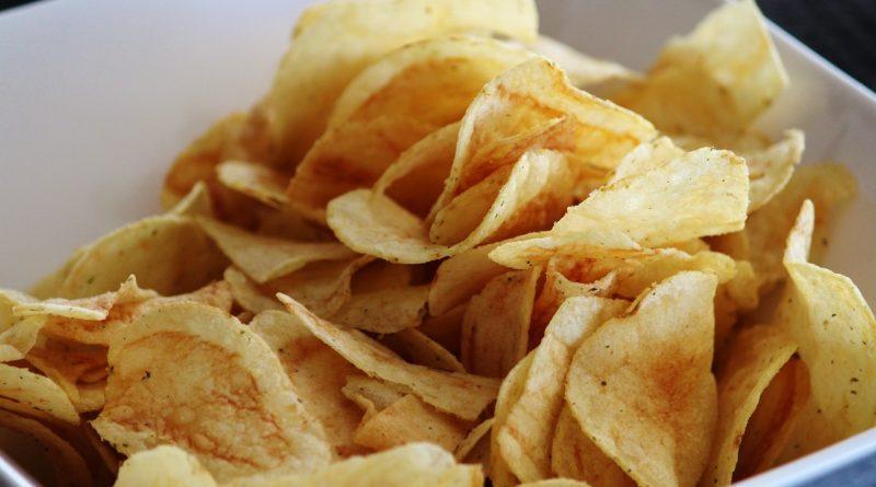 Как сделать домашнее чипсы фото 774