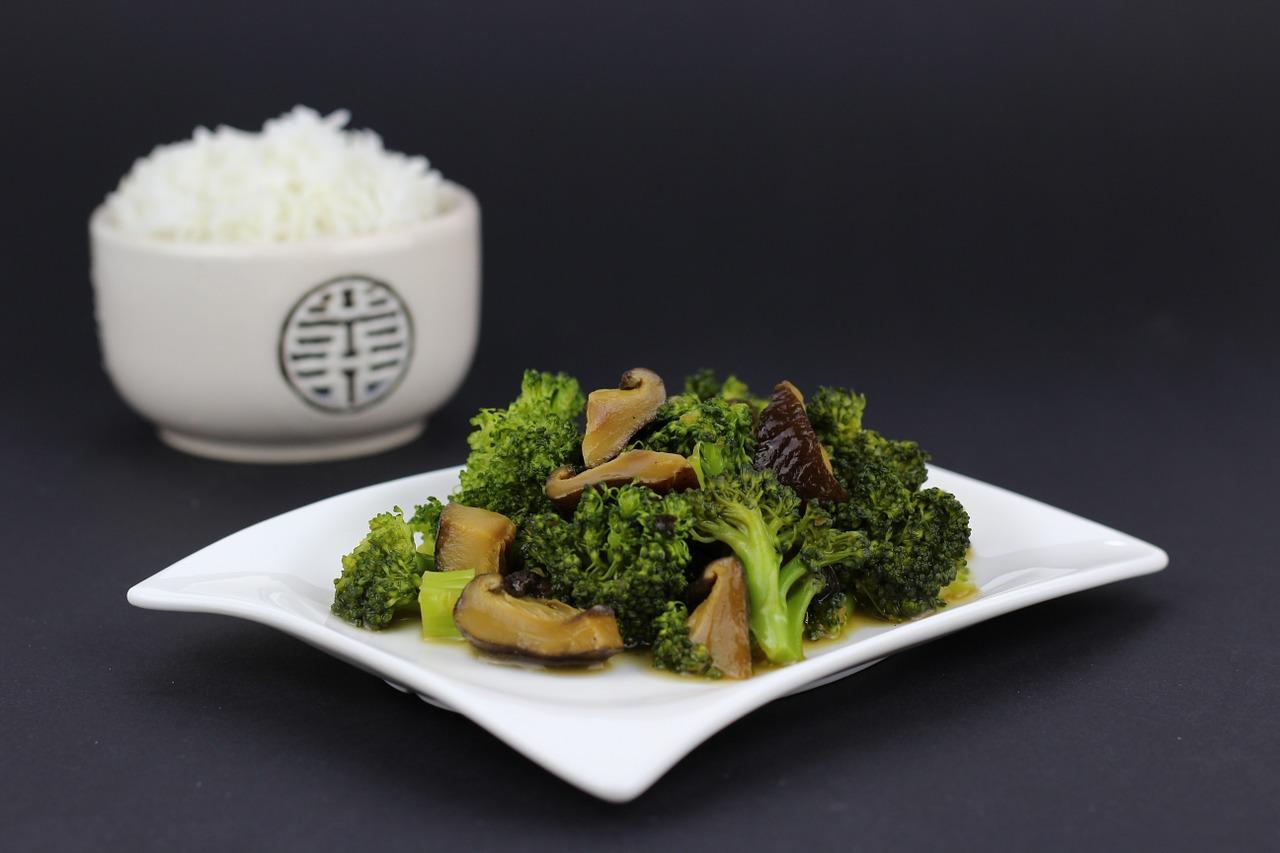 Вкусно приготовленные брокколи
