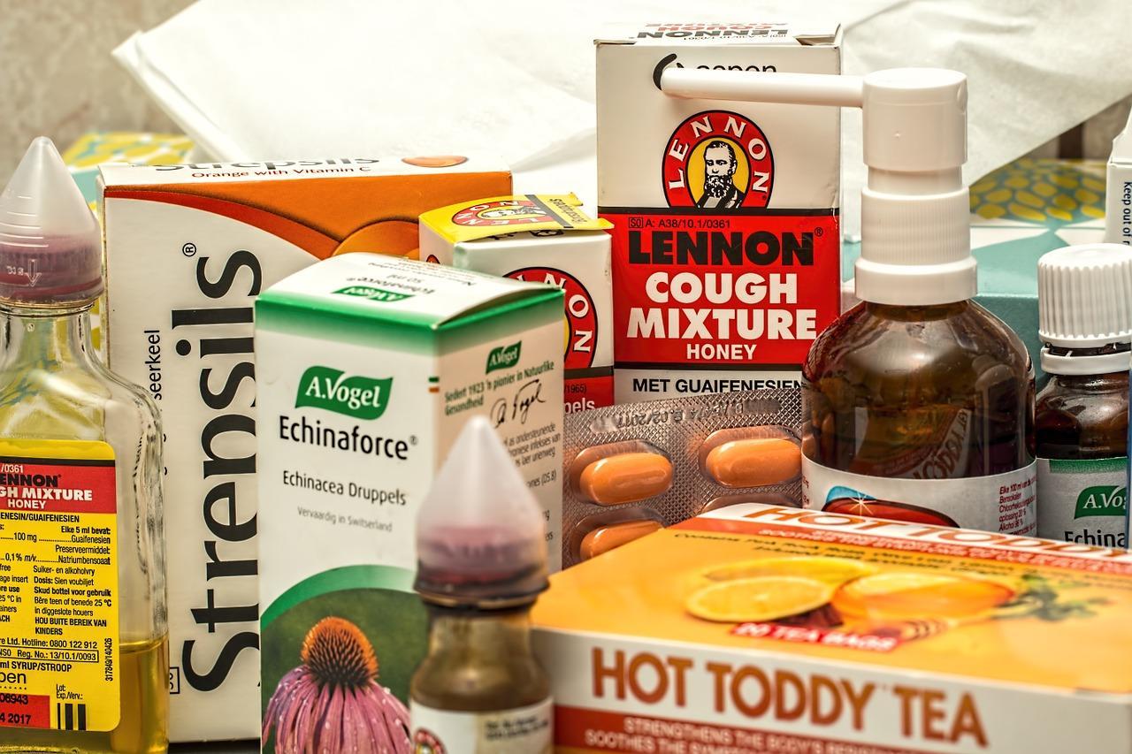 Препараты для лечения бронхита