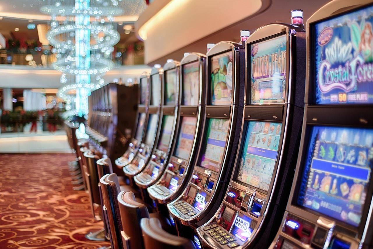 Игровые автоматы оливер