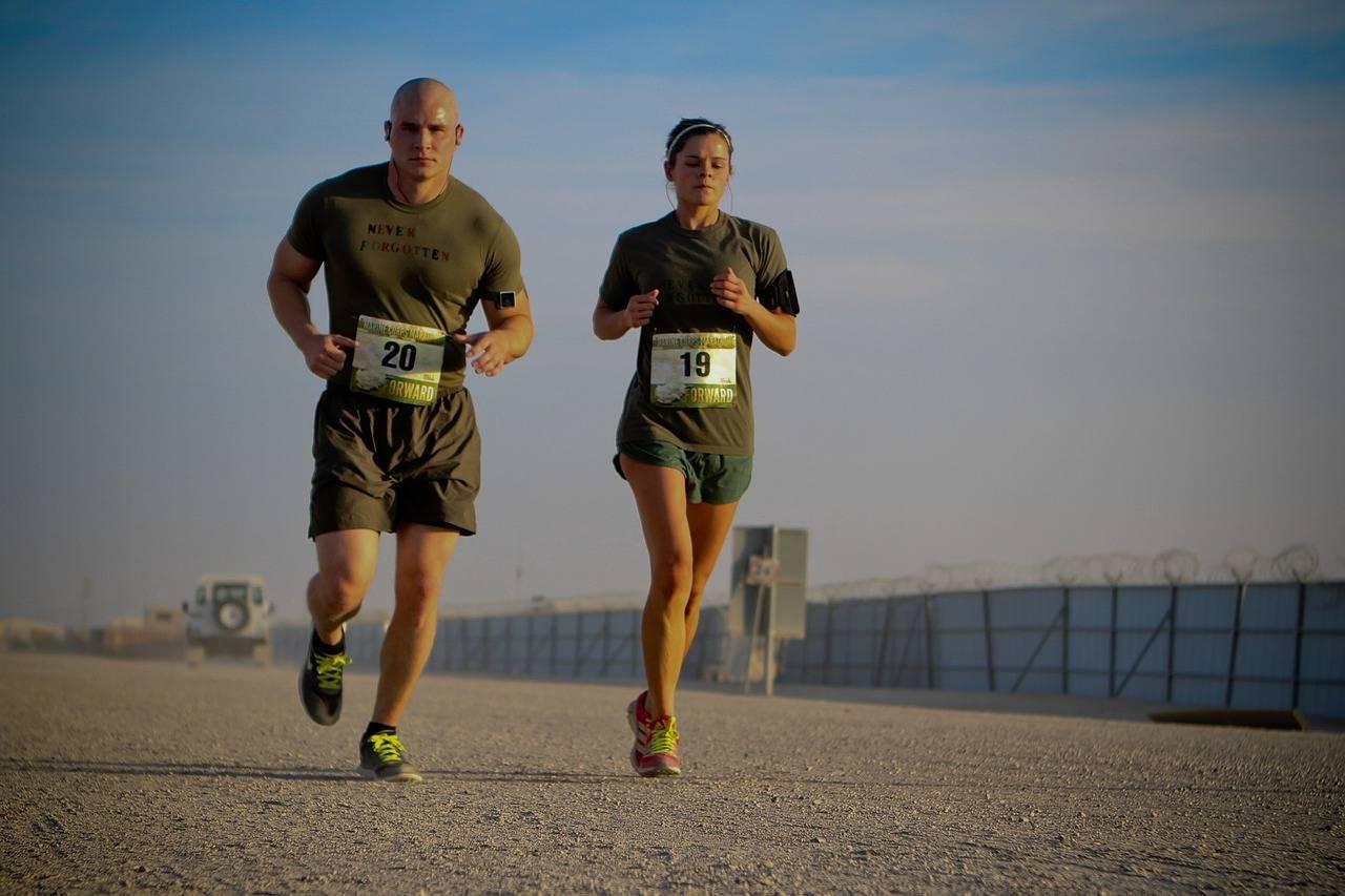 Как бегать быстро