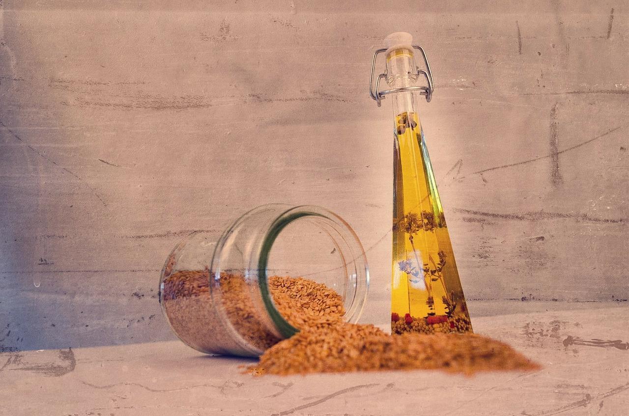 Кунжутное масло и семена