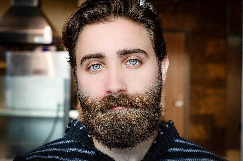 Что сделать чтоб выросла борода