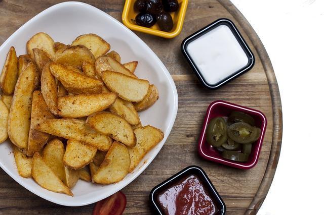 Фото картошки на ужин