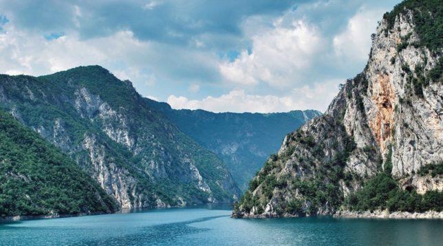 Вода в горах