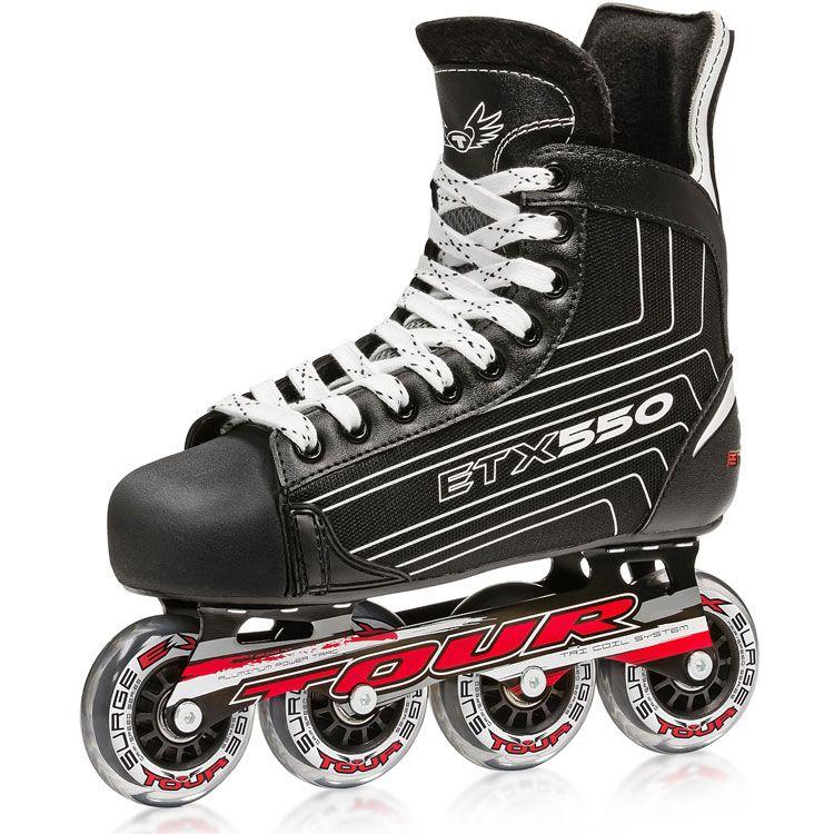 Роликовые коньки для хоккея