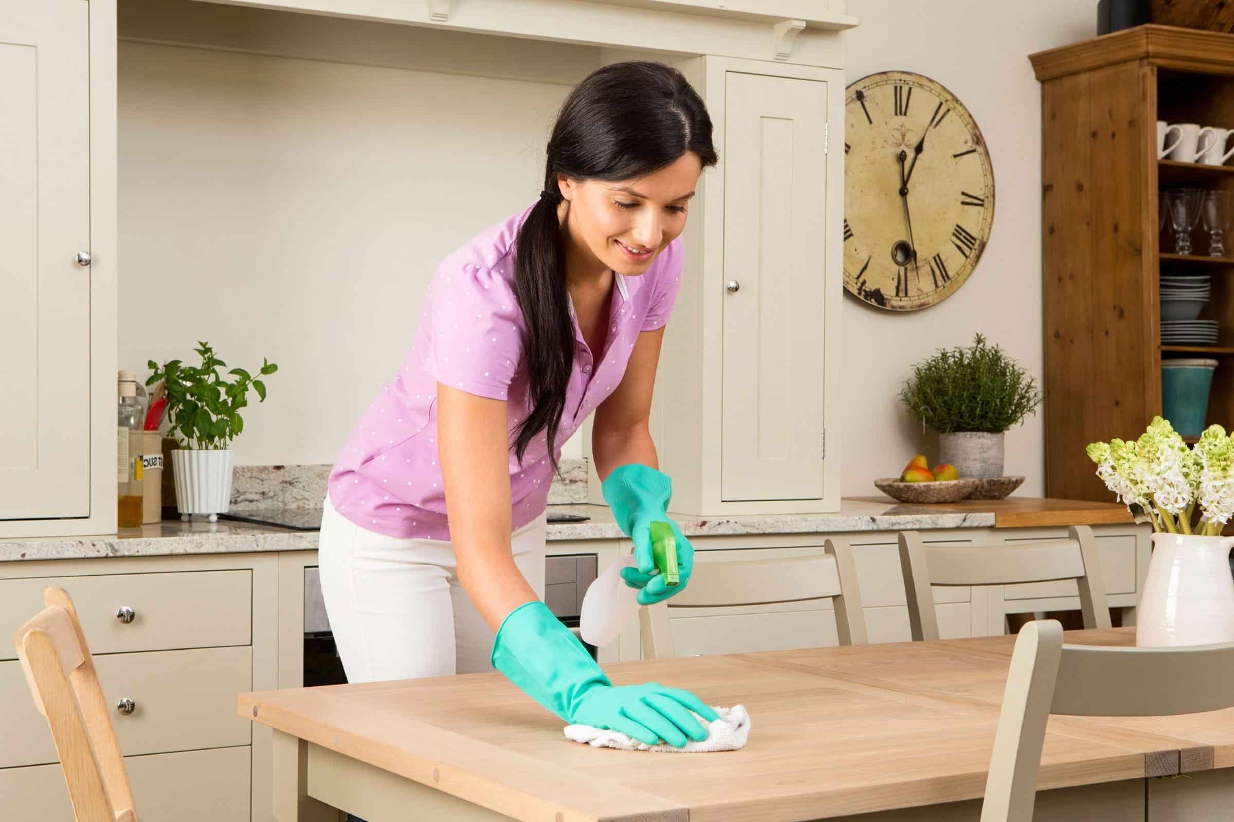 Как распланировать генеральную уборку