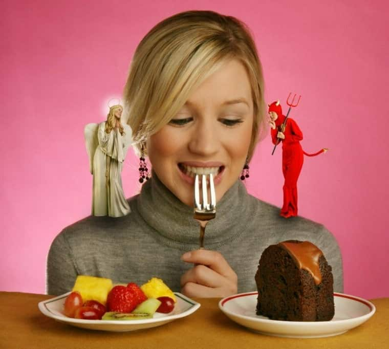 сладкие и мучные продукты