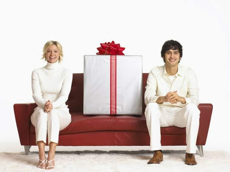 Большой подарок для мужа на Новый год