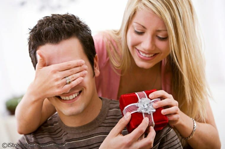Подарок на Новый год мужу