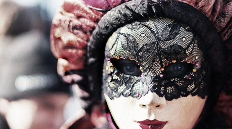Модный карнавальный костюм