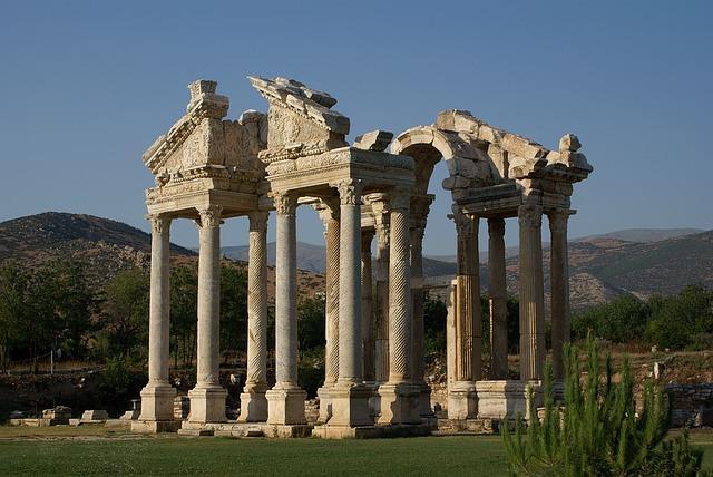 Древний храм Афродиты
