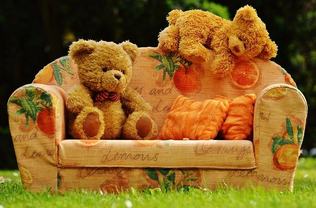 Фото детского дивана