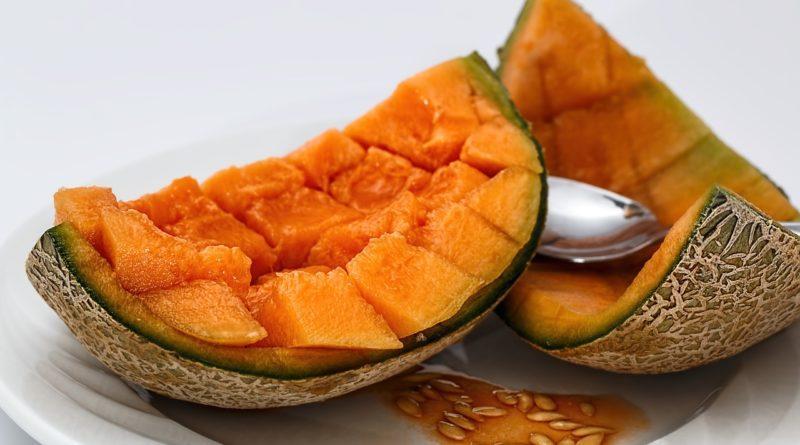 Фото спелой сладкой дыни