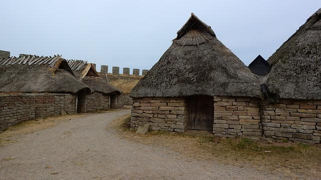 Раскопки древнего города