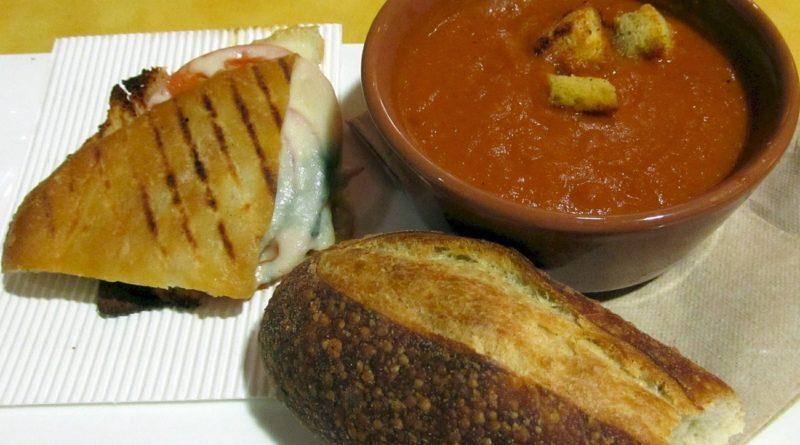 Фото наваристого супа-харчо