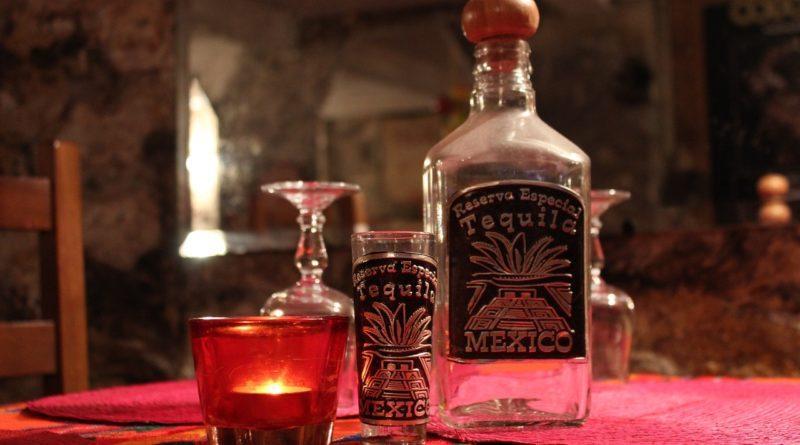Фото мексиканской бутылки Текилы
