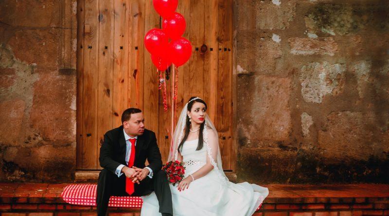 Молодожены ждут конкурсы на свадьбу
