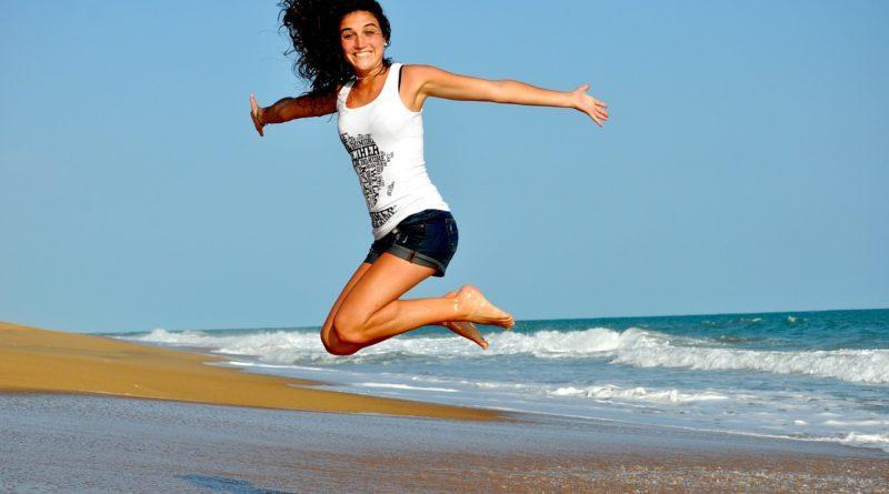 Упражнение для уменьшения живота