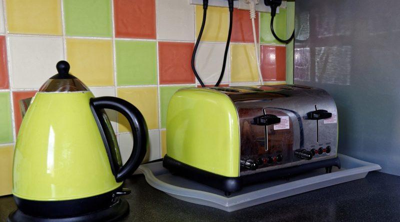 Фото современного тостера