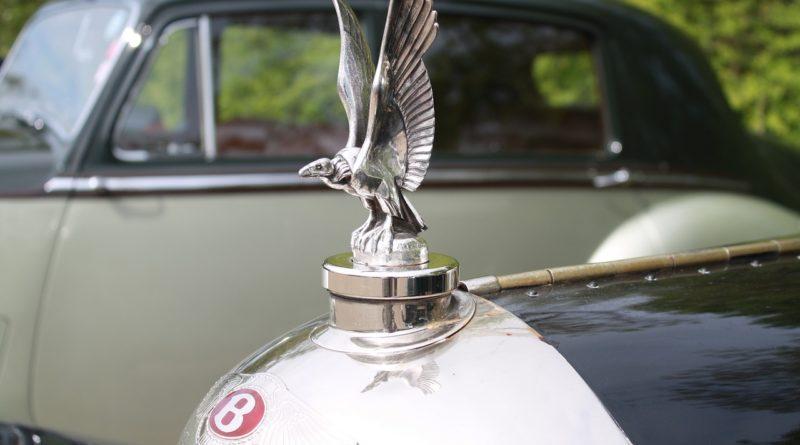 Фото автомобиля Бентли