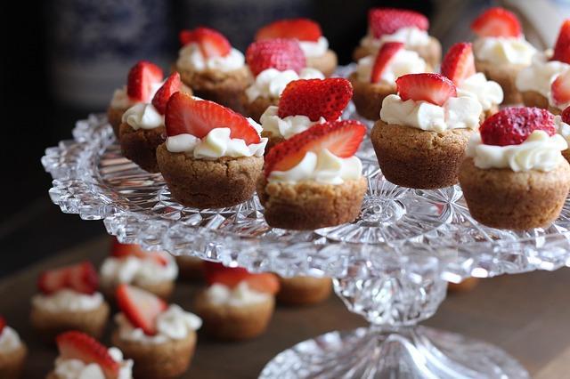 Вкусные сладкие десерты