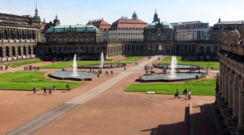 Дрезден посещают по Шенгенской визе