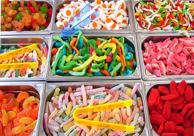 Конфеты и сладости