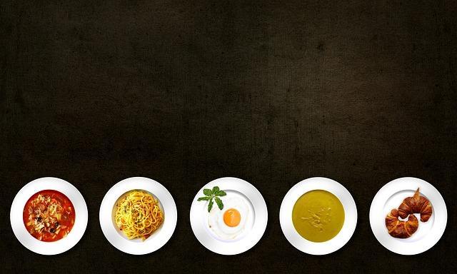 Пример экономных блюд