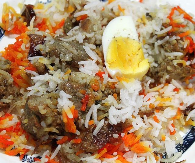 Индийский рецепт сладкого плова