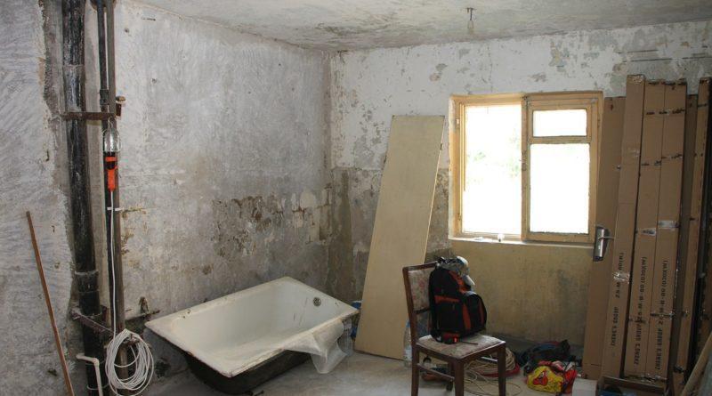 Фото квартиры перед ремонтом