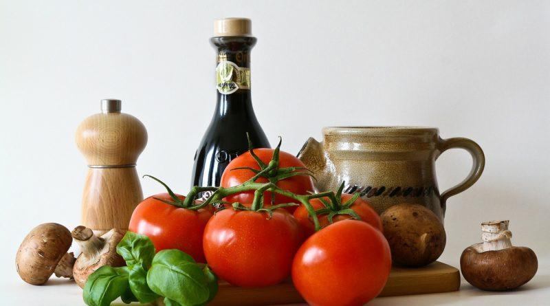 Овощи - первый этап сыроедения