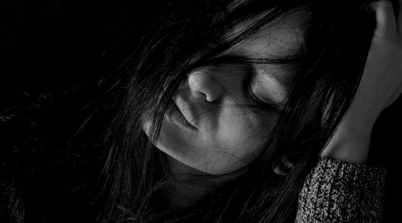 Девушка впала в депрессию