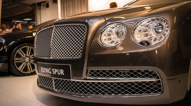 Bentley - хорошая машина для себя