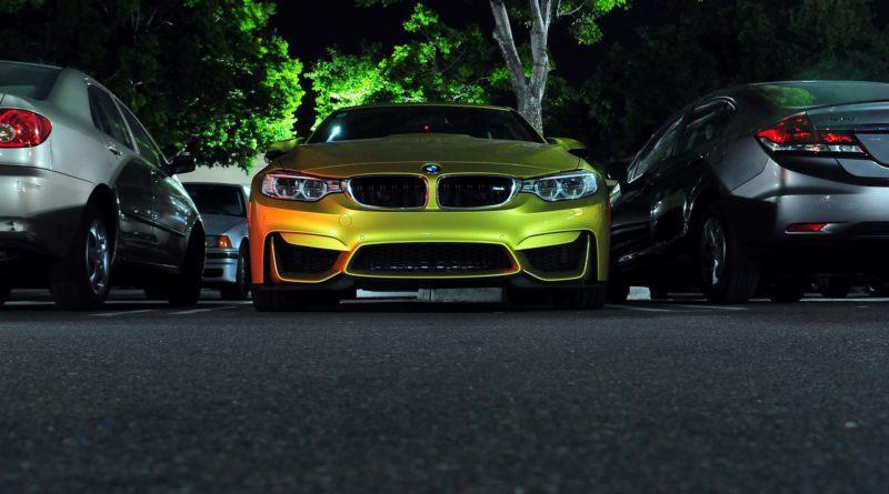 BMW - безопасная машина для новичка