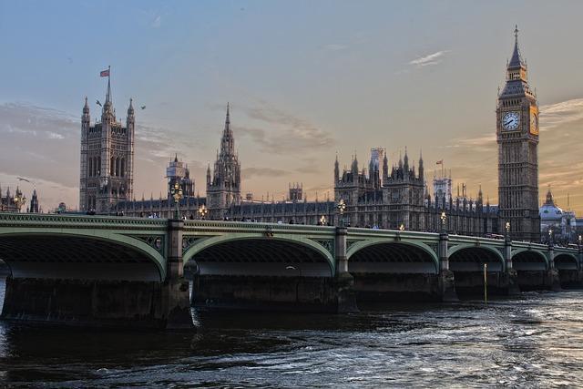 Фото Лондонского Тауэра