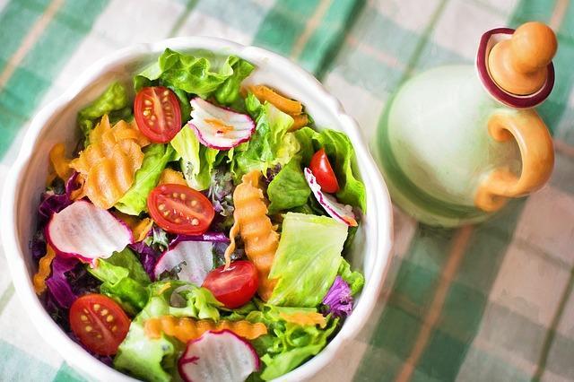 Отличный салад для похудения