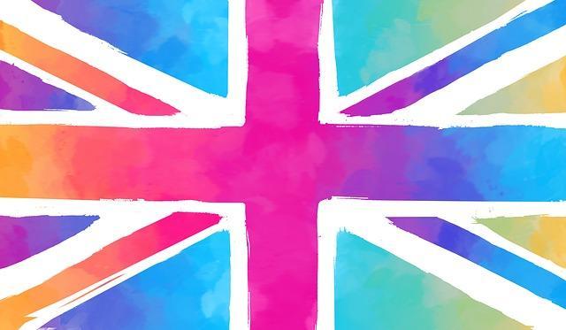 Юнион Джек - флаг Великобритании