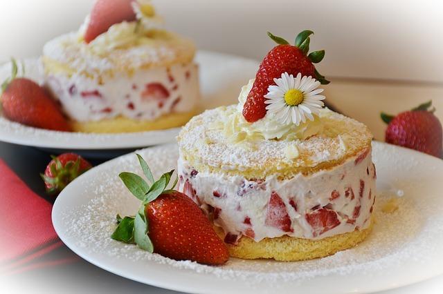 Красивый торт в подарок