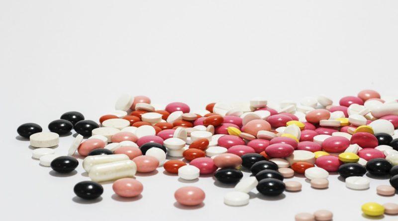 Таблетки против отёка Квинке