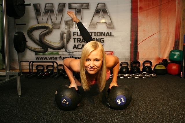 Упражнение для женщин