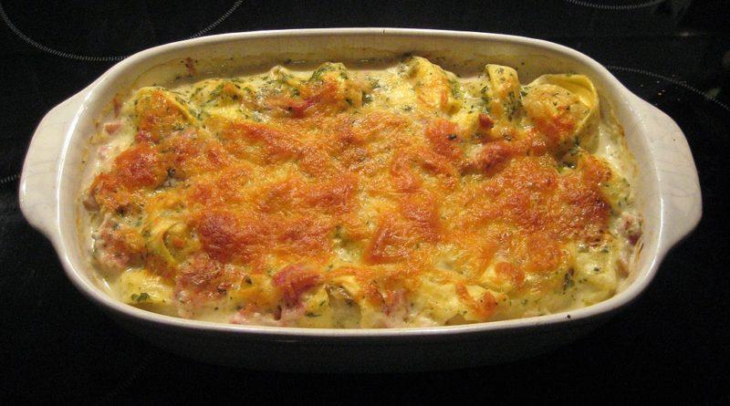 Фото вкусной картофельной запеканки