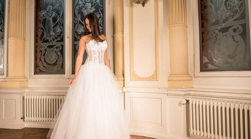 Свадебная мода 2016 года